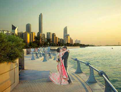 Destination wedding planner in abu dhabi