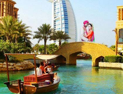 Destination wedding planner in dubai