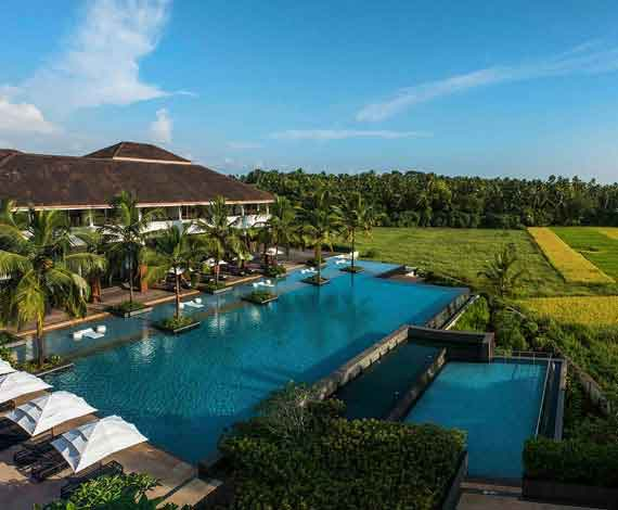 Alila Diwa Resort destination wedding venue goa