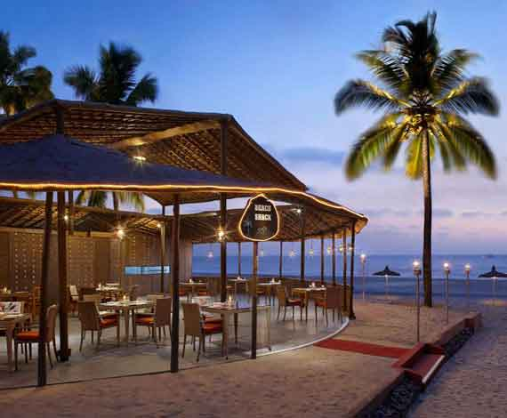 ramada caravala beach resort destination wedding venue goa