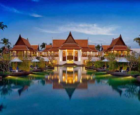 JW Marriott Phuket Resort and Spa destination wedding venue phuket