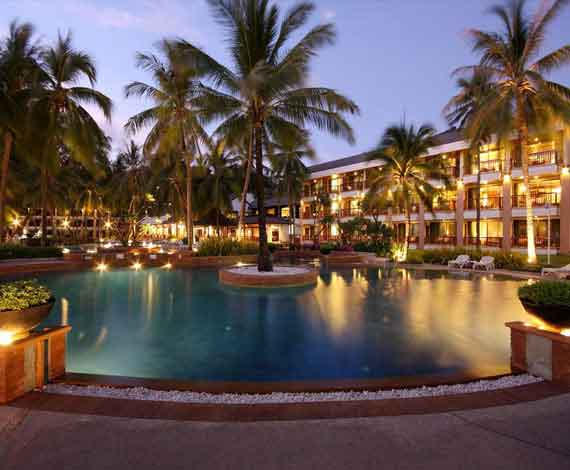 Katathani Phuket Beach Resort destination wedding venue phuket