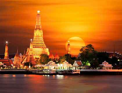 Silver Destination Wedding Packages thailand