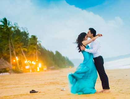 Destination wedding planner in thailand